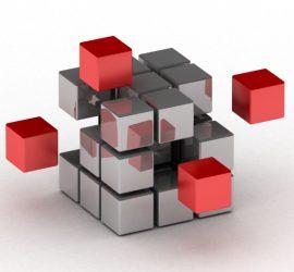 cube , block